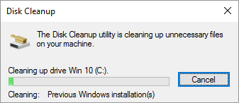 Disk Cleanup 6