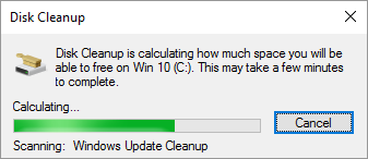 Disk Cleanup 7